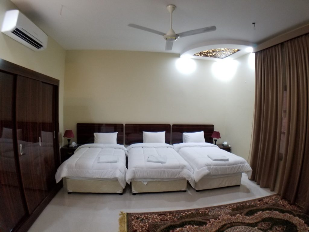 rooms in khasab farm house villa