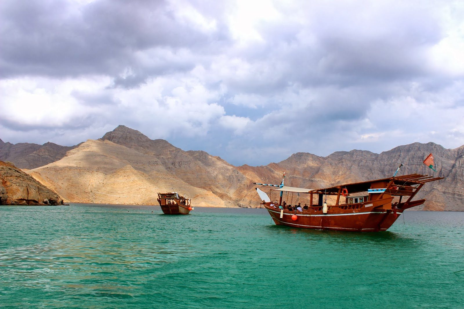 half day dhow cruise